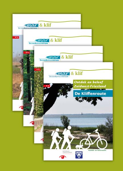 Mar en Klif, wandel- en fietsroutes