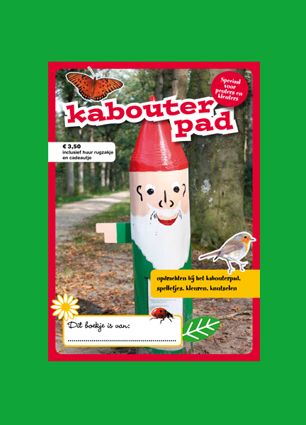 kabouterpad cover