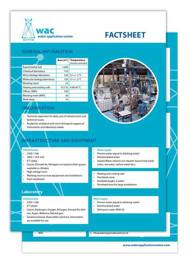 factsheet WAC