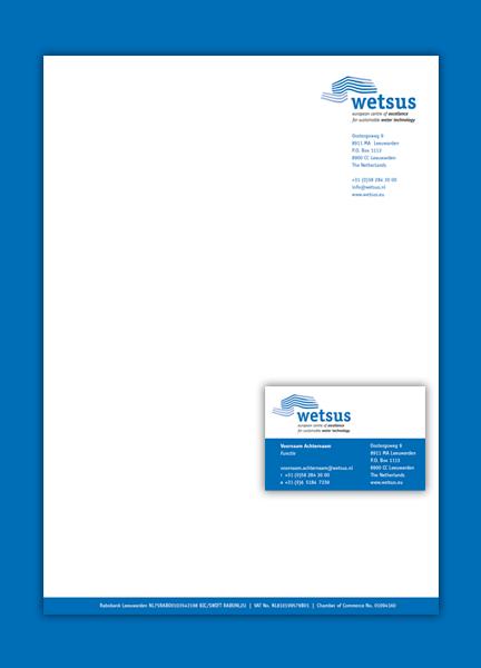 correspondentieset Wetsus